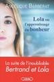 Couverture Lola ou l'apprentissage du bonheur Editions de l'Epée 2016