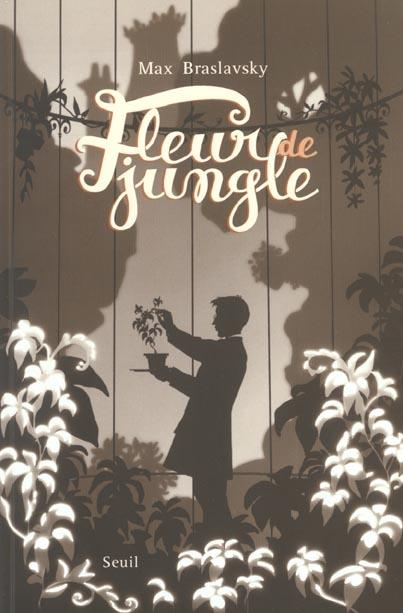 Couverture Fleur de jungle