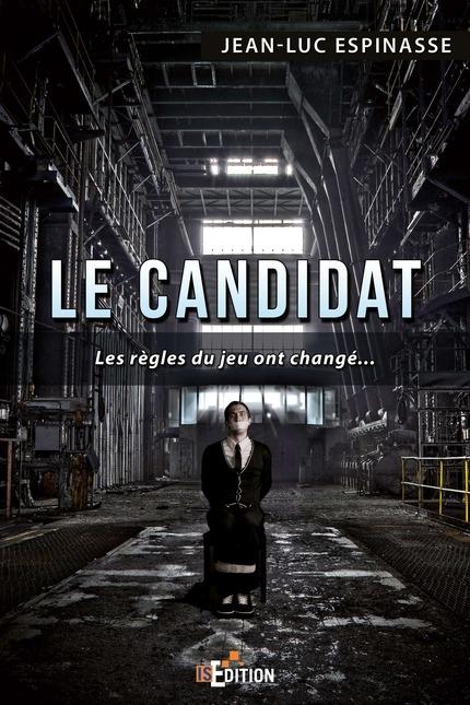 Couverture Le candidat