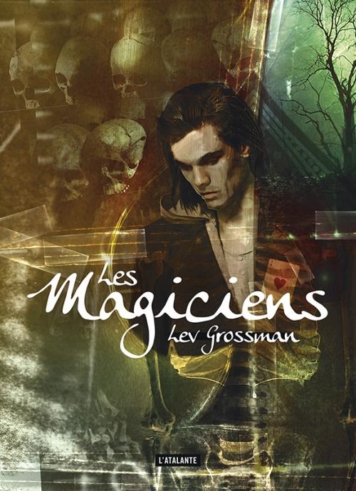 Couverture Les magiciens, tome 1