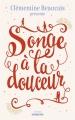 Couverture Songe à la douceur Editions Sarbacane (Exprim') 2016