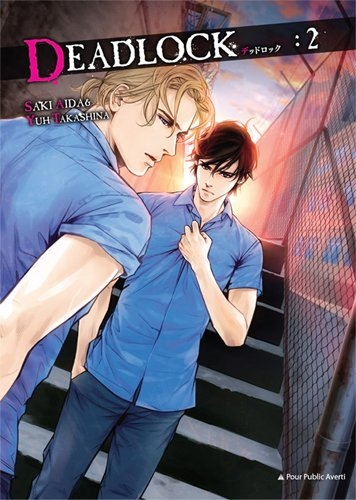 Couverture Deadlock, tome 2