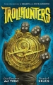Couverture Trollhunters Editions Hot Key Books 2015