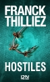 Couverture Hostiles Editions 12-21 2016