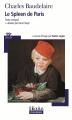 Couverture Le spleen de Paris / Petits poèmes en prose Editions Folio  (Plus classiques) 2013