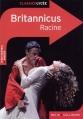Couverture Britannicus Editions Belin / Gallimard (Classico - Lycée) 2014