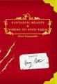 Couverture Les animaux fantastiques / Les animaux fantastiques : Vie & habitat Editions Arthur A. Levine Books 2001