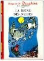 Couverture La reine des neiges  Editions G.P. (Rouge et Or Dauphiné) 1957