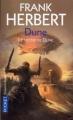 Couverture Le Cycle de Dune (7 tomes), tome 3 : Le Messie de Dune Editions Pocket (Science-fiction) 2010