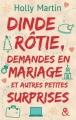 Couverture Dinde rôtie, demandes en mariage et autres petites surprises Editions Harlequin 2015
