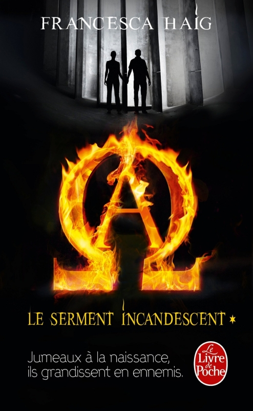 Couverture Fire sermon / Le serment incandescent, tome 1