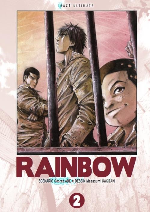 Couverture Rainbow, triple, tome 2