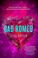 Couverture Starcrossed, tome 1 : Bad Roméo Editions St. Martin's Griffin/St. Martin's Press 2014