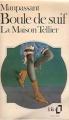 Couverture Boule De Suif, La Maison Tellier Editions Folio  1983