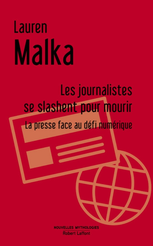 Couverture Les journalistes se slashent pour mourir