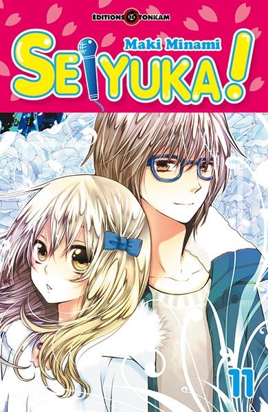 Couverture Seiyuka!, tome 11