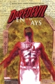 Couverture Daredevil : End of Days Editions Panini (Marvel Deluxe) 2016