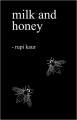 Couverture Lait et miel Editions Andrews McMeel Publishing 2015
