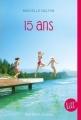 Couverture 15 ans Editions Albin Michel (Jeunesse - Litt') 2016