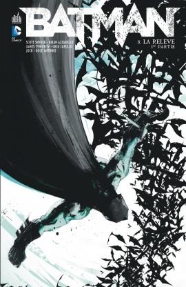 Couverture Batman (Renaissance), tome 8 : La Relève, partie 1