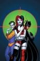 Couverture Harley Quinn (Renaissance), tome 5 Editions DC Comics 2016