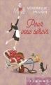 Couverture Pour vous servir Editions France Loisirs (Piment) 2016