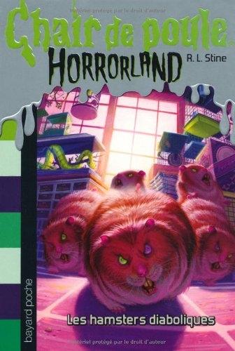 Couverture Chair de poule Horrorland : Les hamsters diaboliques