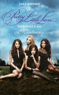 Couverture Pretty Little Liars, intégrale, tome 2