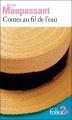 Couverture Contes au fil de l'eau Editions Folio  (2 €) 2014