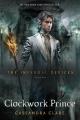 Couverture La Cité des Ténèbres / The Mortal Instruments : Les origines, tome 2 : Le prince mécanique Editions Walker Books 2012
