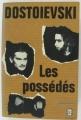 Couverture Les possédés / Les démons Editions Le Livre de Poche (Classique) 1972