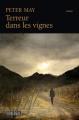 Couverture Terreur dans les vignes Editions du Rouergue 2016