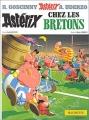 Couverture Astérix, tome 08 : Astérix chez les bretons Editions Hachette 1999