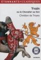Couverture Yvain, le chevalier au lion / Yvain ou le chevalier au lion Editions Flammarion (GF - Etonnants classiques) 2012