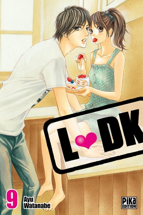 Couverture L-DK, tome 09