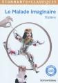 Couverture Le malade imaginaire Editions Flammarion (GF - Etonnants classiques) 2012