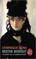 Couverture Berthe Morisot : Le Secret de la femme en noir Editions Le Livre de Poche 2014
