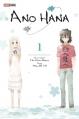 Couverture Ano Hana, tome 1 Editions Panini (Manga - Shônen) 2016