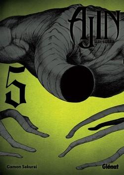 Couverture Ajin, tome 05
