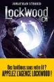 Couverture Lockwood & co., tome 3 : Le garçon fantôme Editions Albin Michel 2016