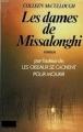 Couverture Les dames de Missalonghi Editions Belfond 1988