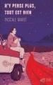 Couverture N'y pense plus, tout est bien Editions Thierry Magnier 2016