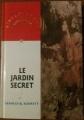 Couverture Le jardin secret Editions Nathan (Bibliothèque Rouge et or) 1996