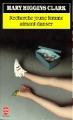 Couverture Recherche jeune femme aimant danser Editions Le Livre de Poche 1996
