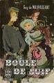 Couverture Boule de suif Editions Le Livre de Poche 1961