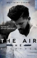 Couverture The air he breathes Editions Hugo & Cie (New Romance) 2016