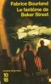 Couverture Le fantôme de Baker Street Editions 10/18 2008