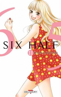 Couverture Six Half, tome 11