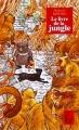 Couverture Le livre de la jungle Editions Lire c'est partir 2014