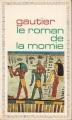Couverture Le roman de la momie Editions Garnier Flammarion 1966